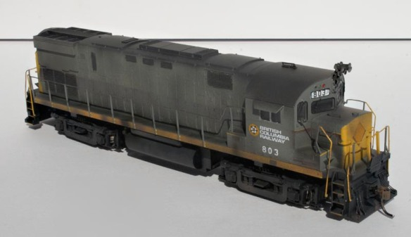 BCR 803 RH