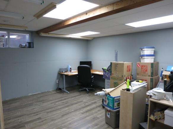 basement done at dc